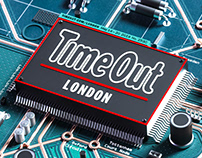 Time Out London / A.i. City / Cover Art