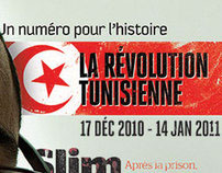 Tunivisions #98 February 2011 TN revolution special
