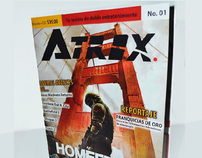 Magazine Atrox!