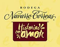 HISTORIAS CON AMOR // NAVARRO CORREAS