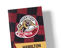Hamilton Ti-Cats Media Guide