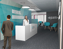 Epam Germany office design