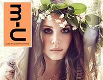 m-USIC Magazine Cover (Adobe Photoshop)