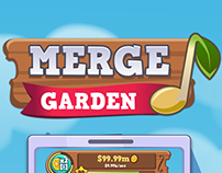 Merge Garden - Combine and Create Awesome Flowers