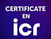 Spot ICR formato cuadrado