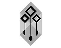 Logo three keys