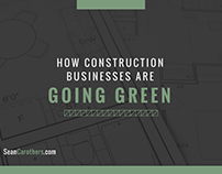 How Construction Businesses are Going Green