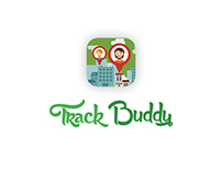 Track Buddy App Design