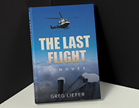 Book Cover Design for a Novel - The Last Flight