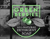 Green Berries Branding