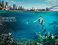 Tourism Australia Business Events Campaign