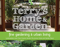 Terry's Home and Garden Brochure