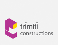 Brand Identity | trimiti construction