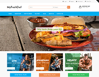 SHOPIFY CUSTOM MEAL PLAN