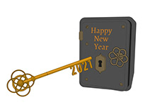 A key for the year 2021