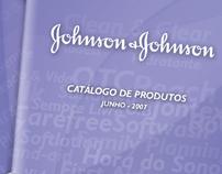 Catálogo de Produtos - Johnson & Johnson