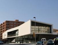 Biblioteca del sector sur de Sabadell