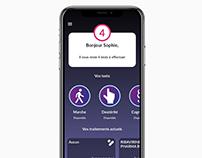 MSCopilot - Application mobile - UX