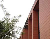 Rehabilitación de fachada de FPCE Blanquerna