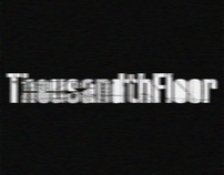 Diseño Logo ThousandthFloor