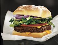 McDonald's Angus Burgers