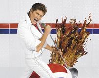 Pepsi - The Hoff