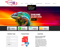 CMB USA Site Redesign