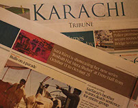 Newspaper coverage-EXPRESS TRIBUNE