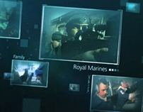 ROYAL MARINES - TWO-SIX OPENING TITLES