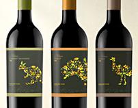 Aroma 'Australiana' Wine Labels
