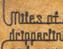 Miles of dripperline