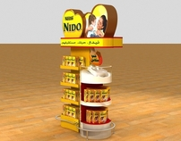 Nido Floor Display