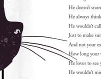 Adopt a cat (long copy print ad)