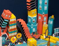 Paper City: Beat Street