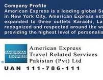 AmericanExpress Pakistan - Calendar 2008
