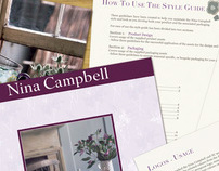 Nina Campbell style guide