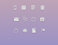 Awesome icons.