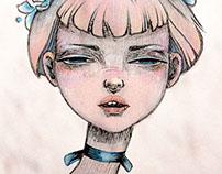 Sketches/ Recent work dump