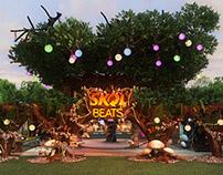 Casa na Arvore - Skol - Tomorrowland Brasil