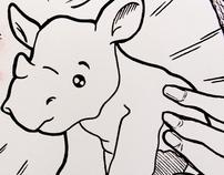 When Rhino meets Jesus...