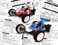 GX Buggy instructional booklet