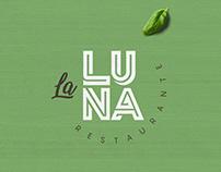 La Luna Restaurante - Identidade Visual