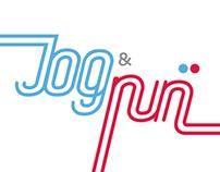 Jog & Run - Infographic
