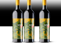 BioWine Natura / Raynoff WInery / the Labelmaker