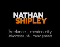 Nathan Shipley Reel 2012