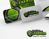 Cova da Baleia (Corporate Identity)