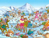 Children's Magazine ilustration - NA CPB JAN17