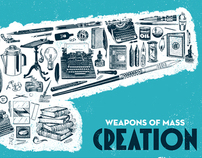 Weapons of Mass Creation - Writing
