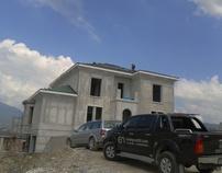 RESIDENTIAL  HOUSE IN ALBANIA