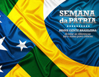 Dia da Pátria - Governo de Sergipe